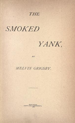 Download The smoked Yank