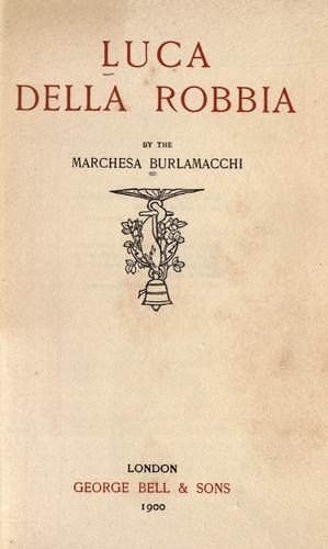 Download Luca della Robbia