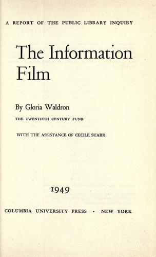 Download The information film