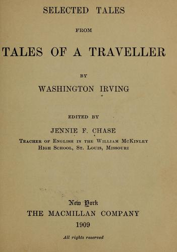 Download Selected tales from Tales of a traveller