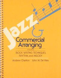 Jazz and commercial arranging