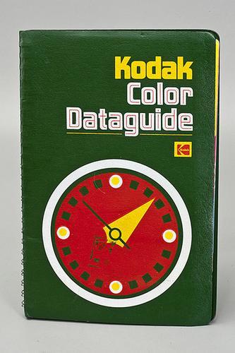 Download Kodak color dataguide.