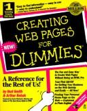 Download Creating Web pages for dummies