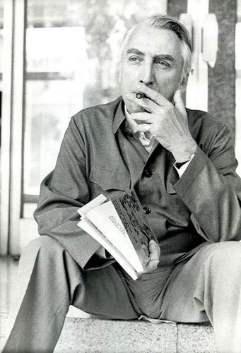 Photo of Roland Barthes