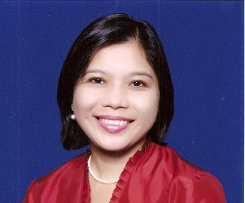Photo of Irah B. Borinaga